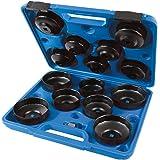 KS Tools 150.9320 Pack de 15 Piezas con Llaves para filtros de ...
