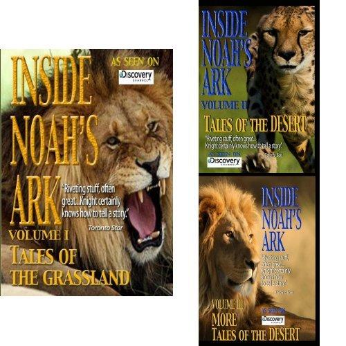 Inside Noah's Ark: The Complete Series - 3 DVD Set (Amazon.com Exclusive)