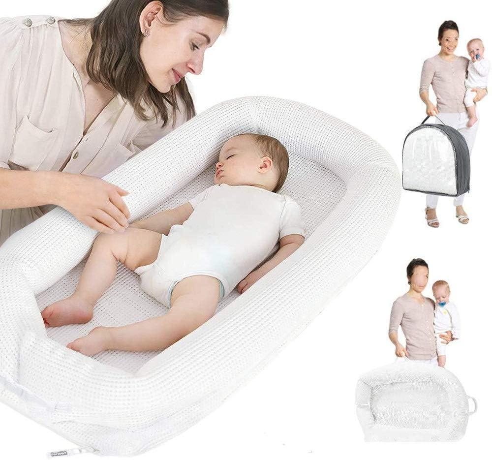 ポータブルベビーベッドの巣ポッドクリーン旅行便器変化椅子に折り畳み式の健康と安全低刺激性絶縁バッグ滑らかな空気衛生簡単ベッド