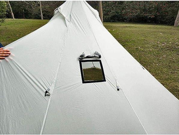 Camping al aire libre, Tienda de campaña Pirámide, ultraligero ...
