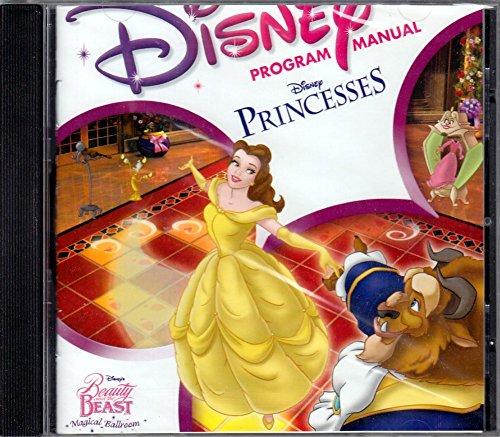 Disney Princesses Beauty Magical Ballroom