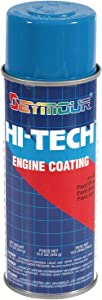 Seymour EN-46 Hi-Tech Engine Spray Paint, Ford Blue