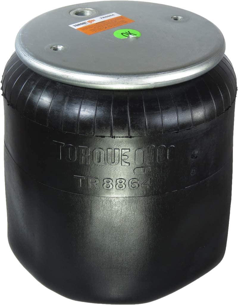Torque TR8864 Air Spring for Peterbilt and Kenworth Trucks Replaces Firestone W01-358-8864 /& Goodyear 1R12-568