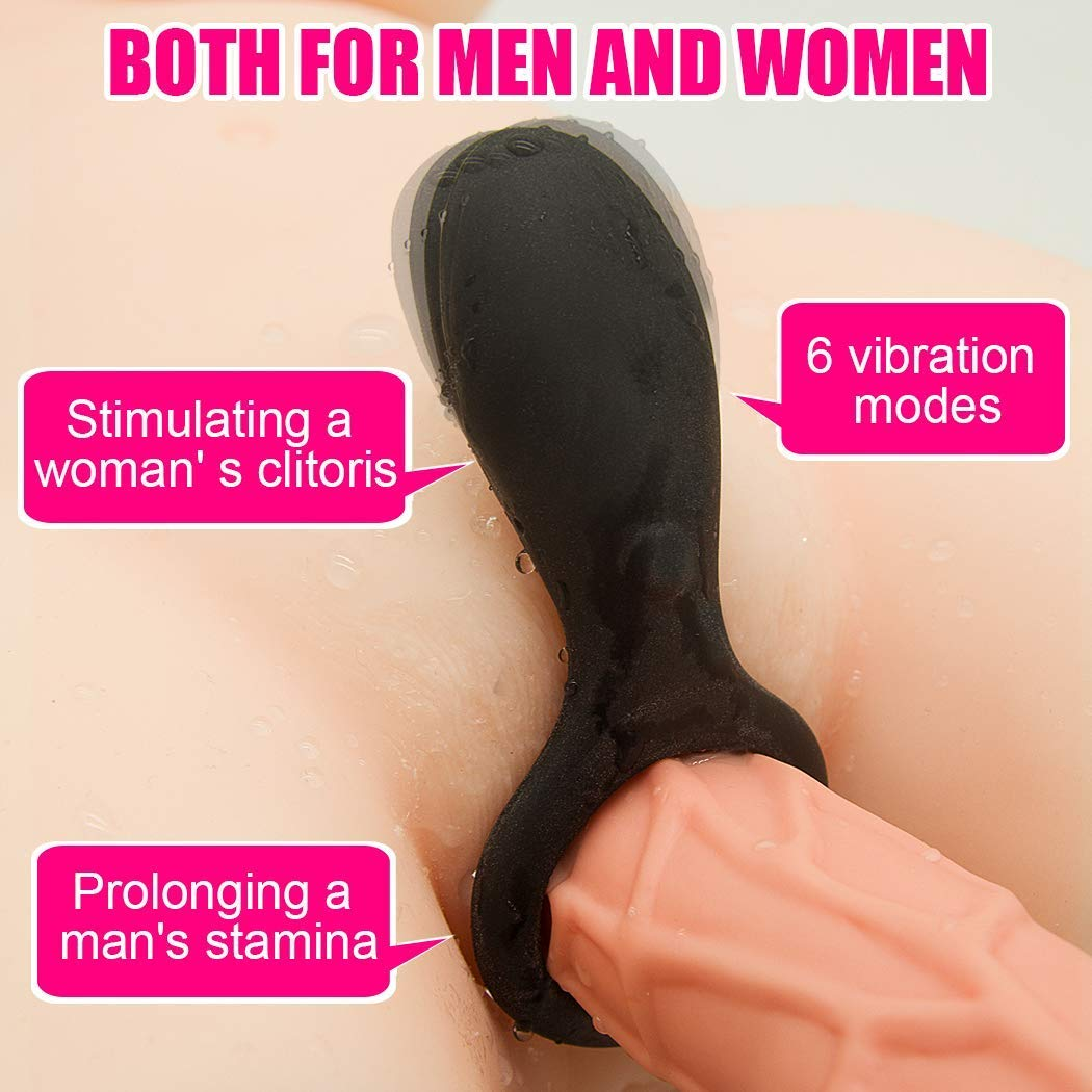 Wonderful Male Extra Pê-ňís Silicone Doll Pê-ňís Extender Sleeves for Man Vibrarter for Man Enlarged CṎck Supplements for Mans Waterproof Ā^naL Plugs-in for Women Men Beginners Řing,SHIRT