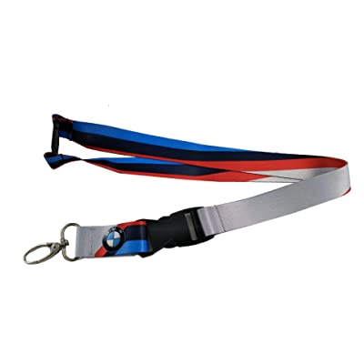 BMW Lanyard for Keys, Keychains, Accessories: Home & Kitchen