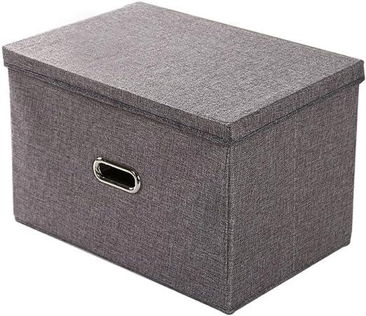 Caja de Almacenamiento de Ropa Caja de Almacenamiento de algodón y ...