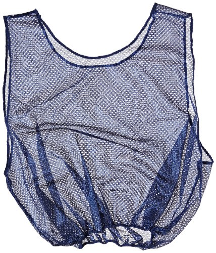 Sportime Mesh Scrimmage Vest - Youth Size - Navy ()