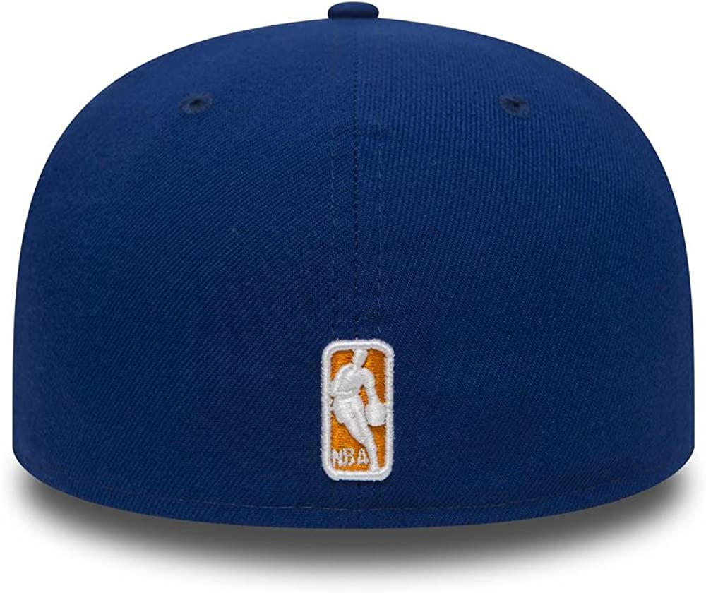 A NEW ERA NBA Basic York Knicks Gorra Hombre