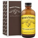 Nielsen-Massey Pure Lemon Extract, with gift box, 4 ounces