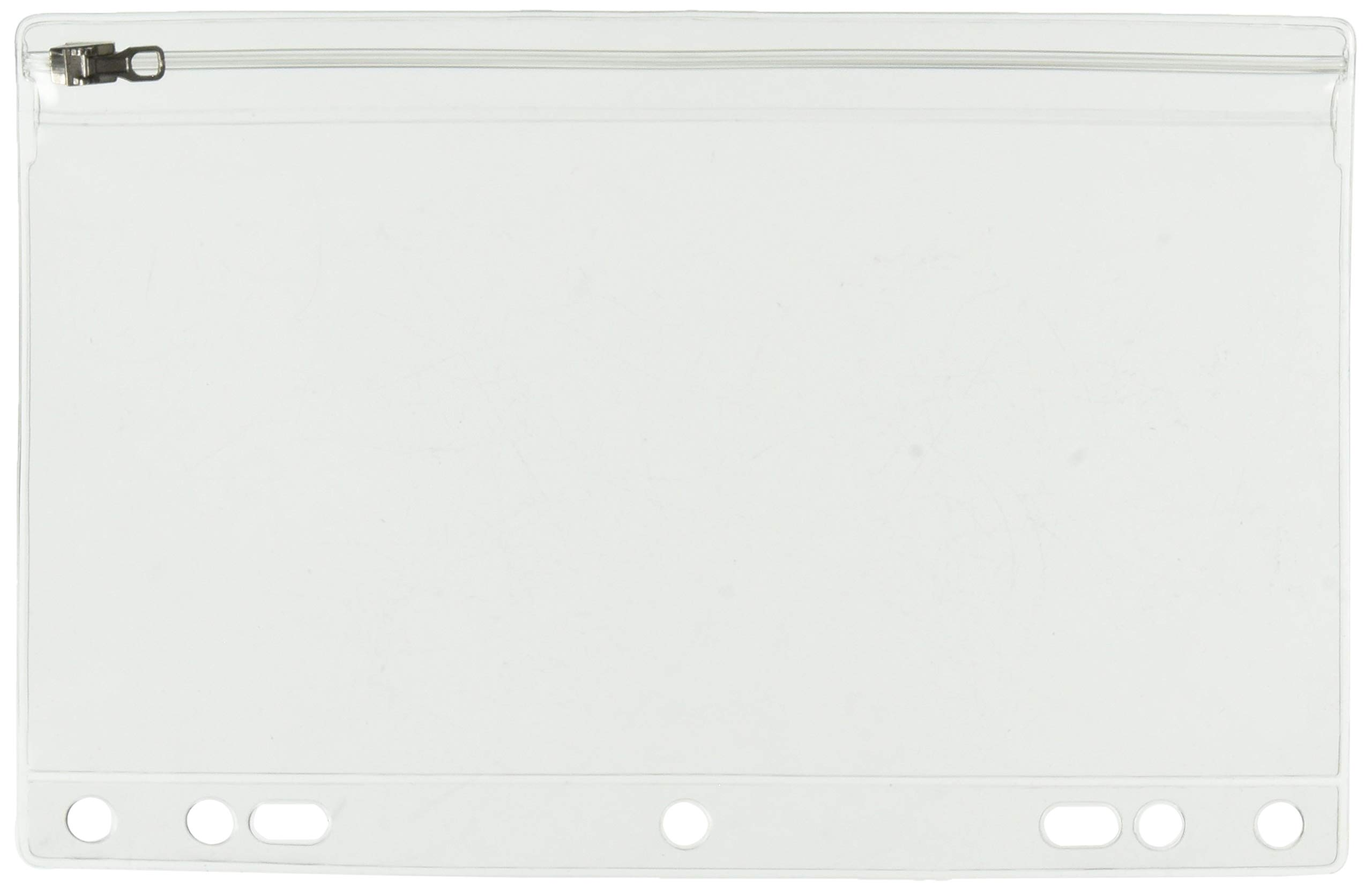 SPR01606 - Vinyl Ring Binder Pocket, 9-1/2x6, Clear, 24 Pack by Sparco