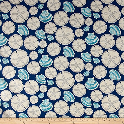 waverly-sun-n-shade-sand-dollar-indigo-fabric-by-the-yard