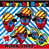 WORK THAT feat.PHARRELL(初回限定盤)(DVD付)