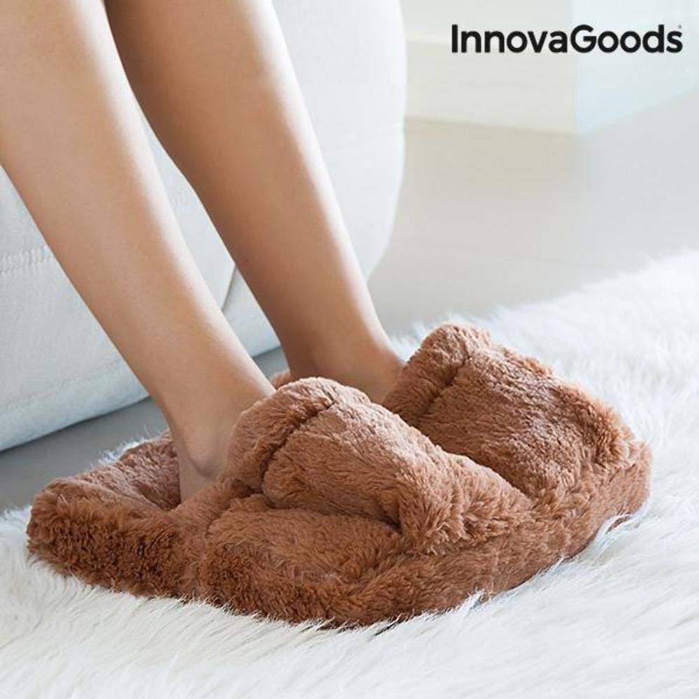 InnovaGoods Taupé - Masajeador de pies