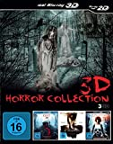 Horror-Collection 3D Box: 3 Filme in einer Box [3D Blu-ray] [Blu-ray]