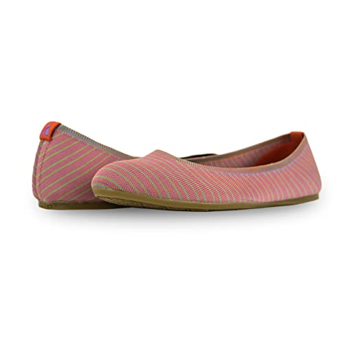 Leila Ballet Flats - Closed Toe Womens Flats - Classic Ballet Flat
