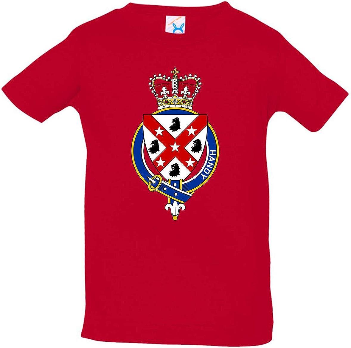 Tenacitee Babys English Garter Family Handy Shirt
