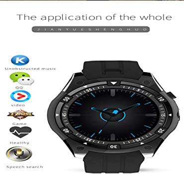 LYTU Reloj Deportivo Inteligente Goldenspike X100 Smart Watch 1.3 ...