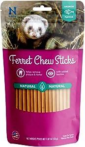 NBone Ferret Chew Treats Salmon Flavor (1.87 oz)