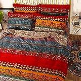 YOU SA Bohemia Retro Printing Bedding Ethnic