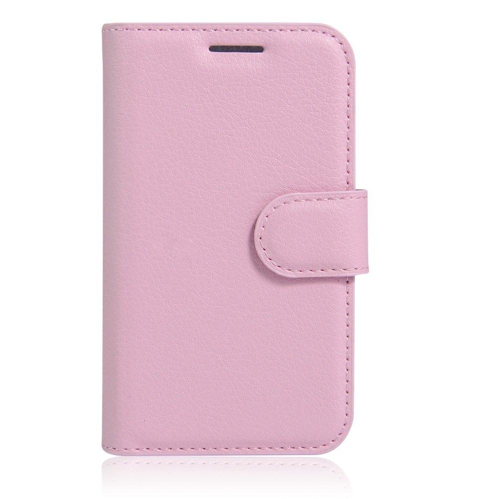 Ycloud Funda Libro para Vodafone Smart Ultra 6, Suave PU Leather Cuero con Flip Cover, Cierre Magnético, Función de Soporte,Billetera Case con Tapa para ...