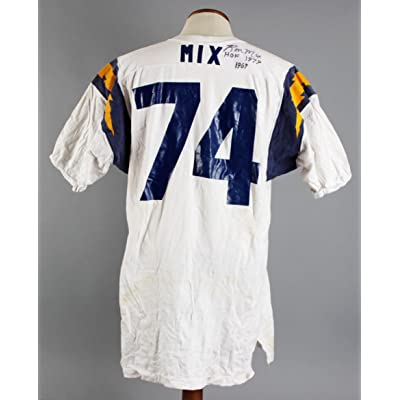 0079052a3 1960 s Ron Mix Game-Worn