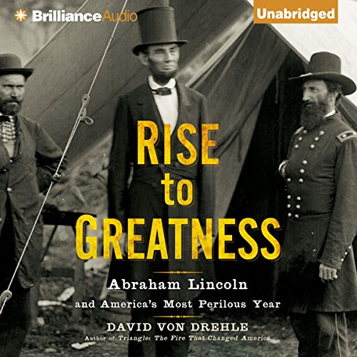 Rise to Greatness Audiobook [Free Download by Trial] thumbnail