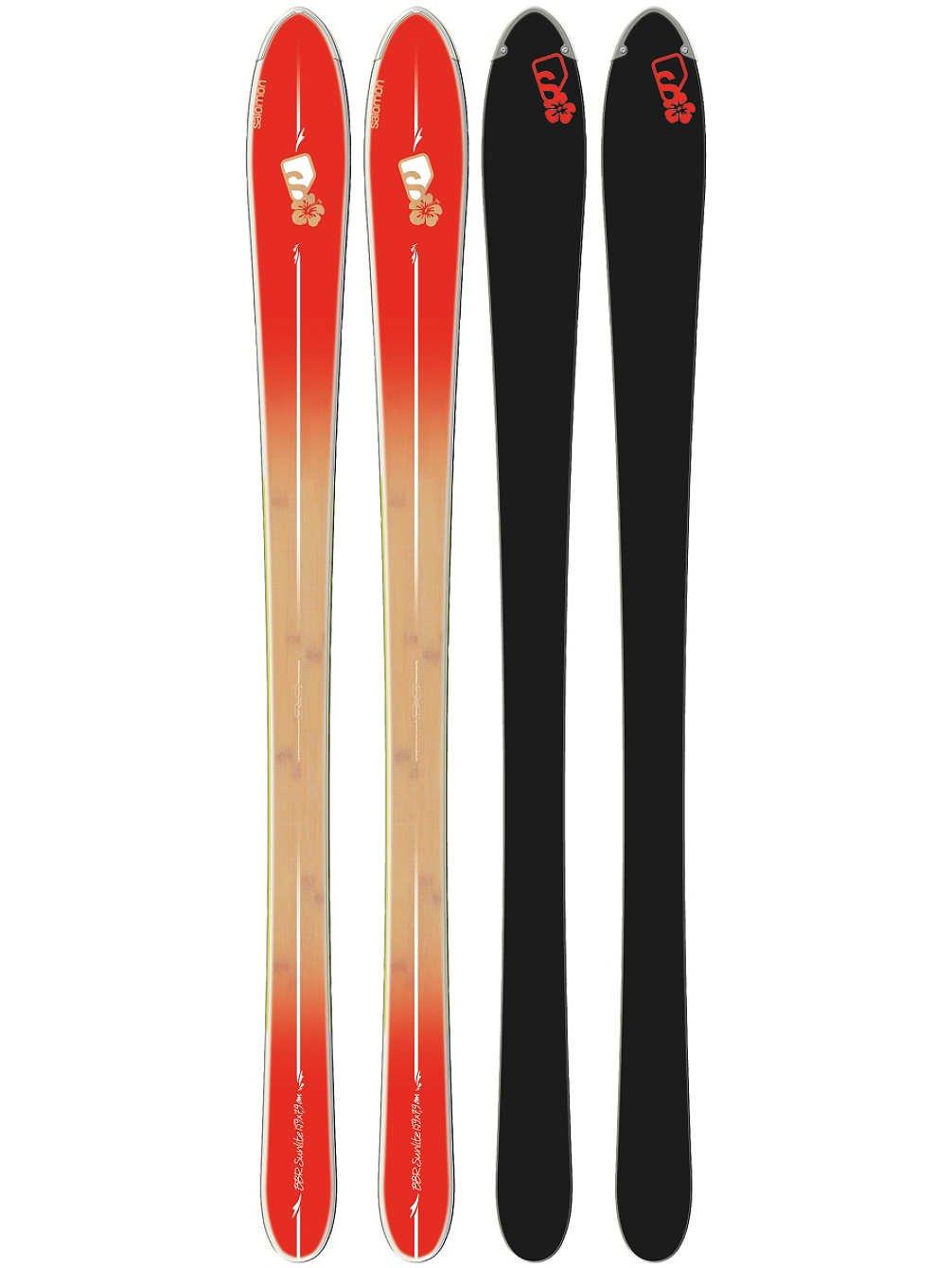 classic shoes shop best sellers wholesale sales Salomon BBR Sunlite Women's Skis 2013 (159): Amazon.ca ...