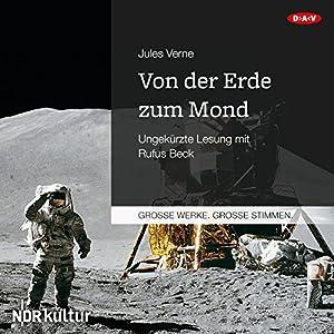 Von der Erde zum Mond Audiobook