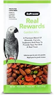 product image for Real Rewards Garden Mix Large Bird Treats By Zupreem