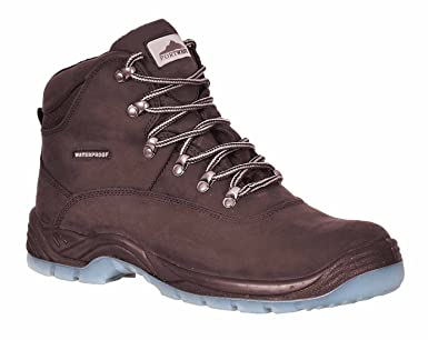 Portwest FW57, Botas de Montaña S3, negro, 5 UK, 38 EU: Amazon.es ...