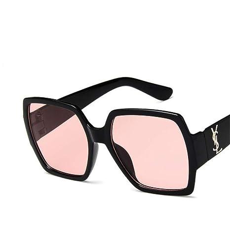 BABIFIS Gafas de Sol cuadradas Europeas y Americanas, Gafas ...