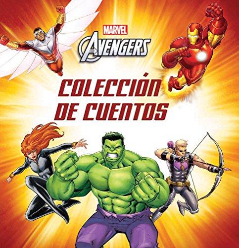 tesoro-de-cuentos-avengers-coleccion-de-cuentos