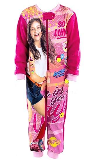 e416013a8346a Soy Luna - Ensemble de pyjama - Fille rose fuchsia 4 ans: Amazon.fr:  Vêtements et accessoires