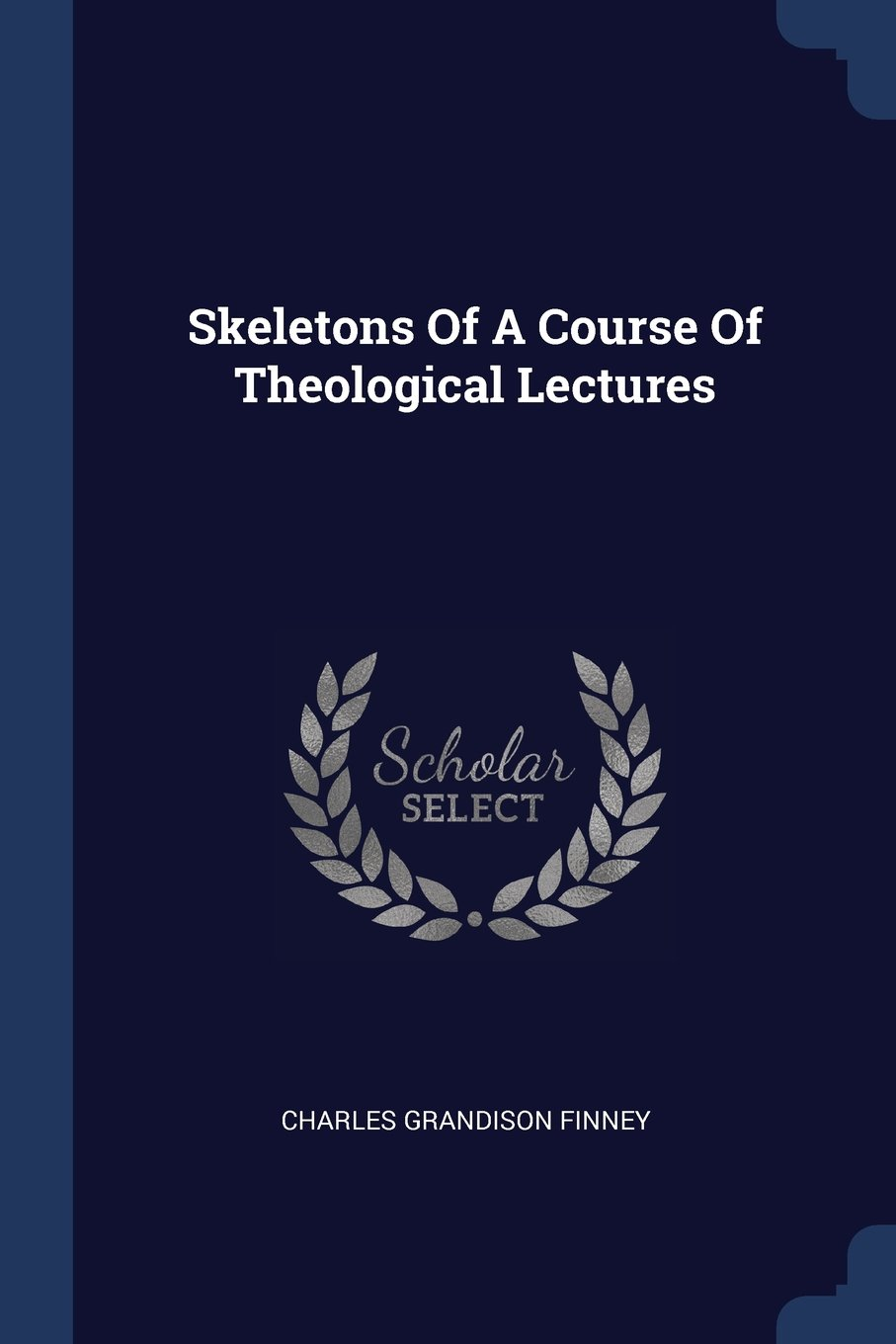 Skeletons Of A Course Of Theological Lectures pdf epub