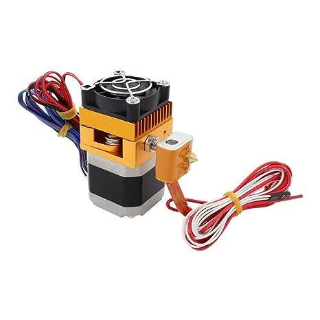 Anycubic Hotend MK8 - Extrusora para filamento de impresora 3D (0 ...