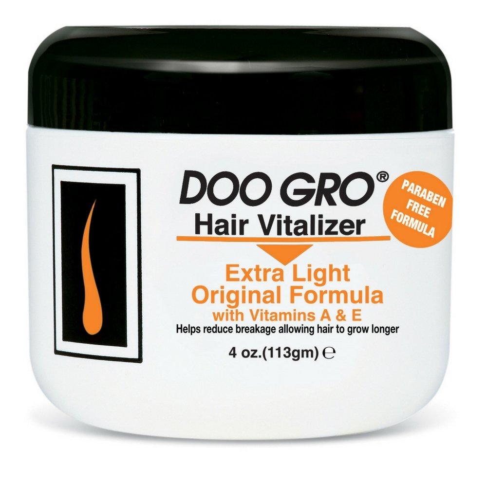 Top DOO GRO Medicated Hair Vitalizer Extra Light Original Formula, 4 oz (Pack of 2) for cheap