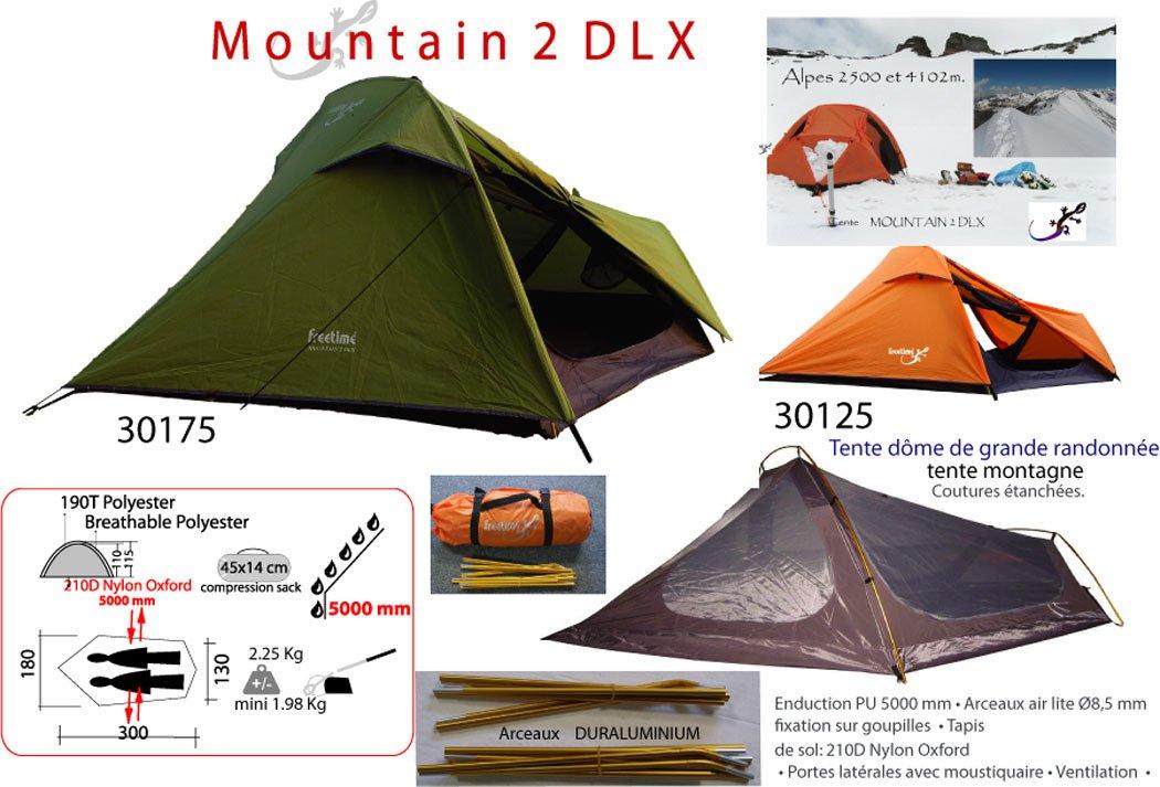 freetime mountain 2 dlx zelt