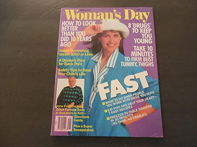 Woman's Day Jun 1 1987 What To Do To People Who Drive You Nuts at