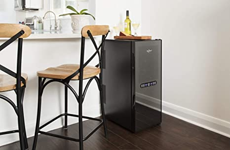 Amazon.com: Koolatron Dual Zone Wine Cellar WC24: Kitchen ...