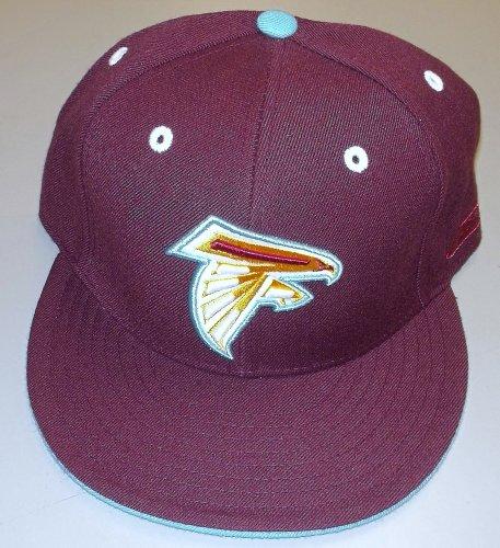 暴露付録メトロポリタンAtlanta Falcons Kolors基本10 / 1 Launch Fitted Hat by Reebokサイズ7 7 / 8