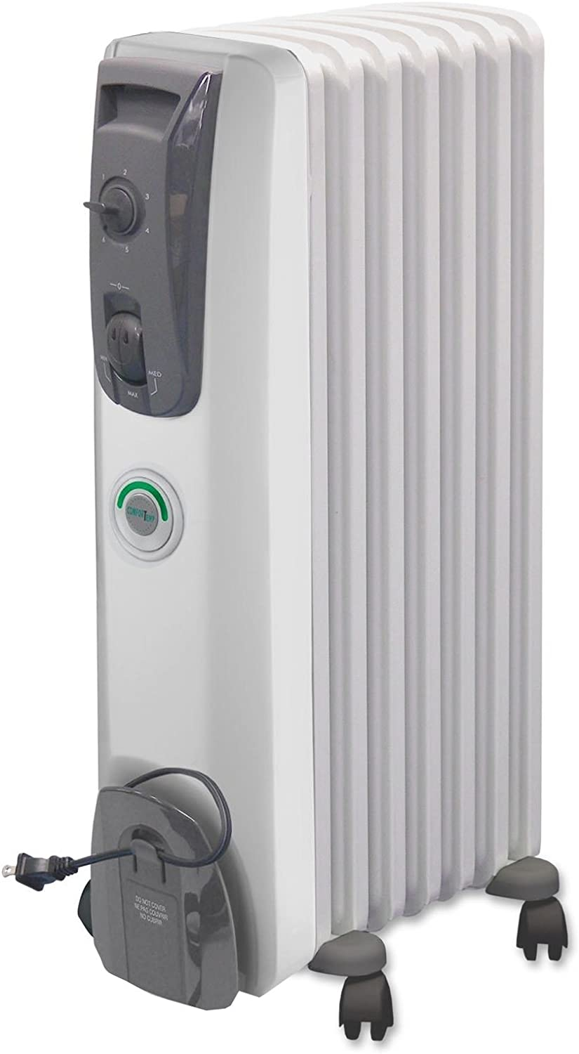Top 6 Best Oil Filled Heater To Keep You Stay Warm (2019 Reviews) 4