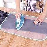 YOTHG Ironing Scorch Mesh Cloth,Insulation Pad,Scorch-Saving Mesh Pressing Pad,Home Accessories,40x60cm,Color Random (4060CM,Random)