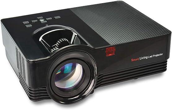 Proyector 3D JCOCO VS67 - Compatible con WiFi y proyectores de Video de 180 Pulgadas portátiles de 1080P: Amazon.es: Electrónica
