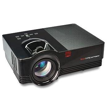 Proyector 3D JCOCO VS67 - Compatible con WiFi y proyectores de ...
