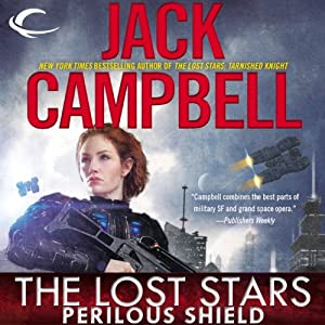 Perilous Shield: The Lost Stars, Book 2 Hörbuch