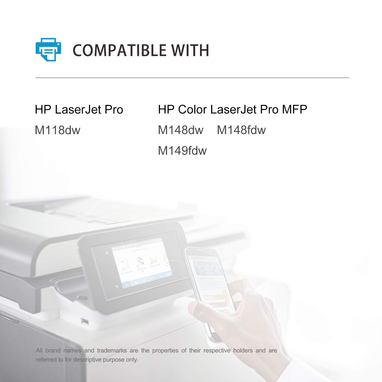 MyCartridge Compatible con HP CF294X 94X Toner para HP Laserjet ...