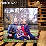 Put your photo on a 20x20 pallet!