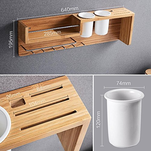 Kitchen Shelf / Wall Dressing Pendant / Kitchenware Seasoning Storage Supplies Utensil Rack