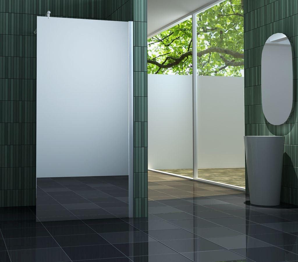 10 mm Espejo Cristal Free FX-Mirror – Mampara de ducha 120 x 200 cm: Amazon.es: Bricolaje y herramientas