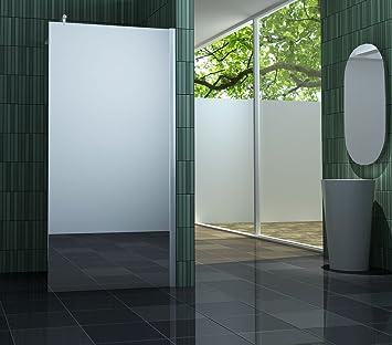 10 mm Espejo Cristal Free FX-Mirror – Mampara de ducha 140 x 200 ...